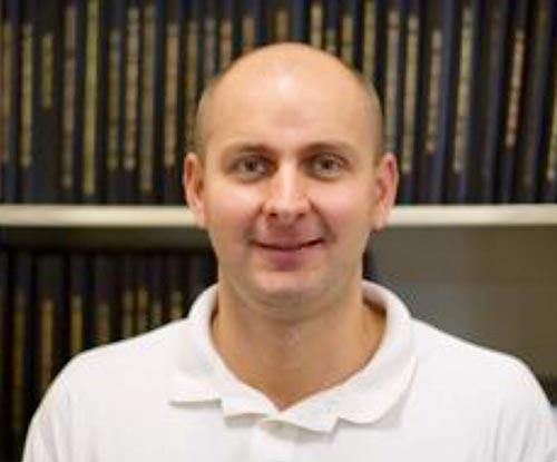 Volodymyr Krynytskyy, Technician