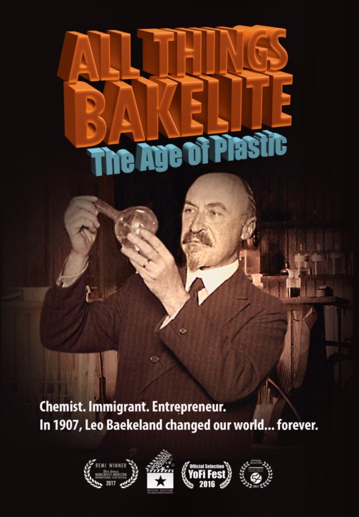 All Things Bakelite: The Age of Plastic, documentary film - two-disc box set